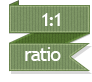 ratio ribbon